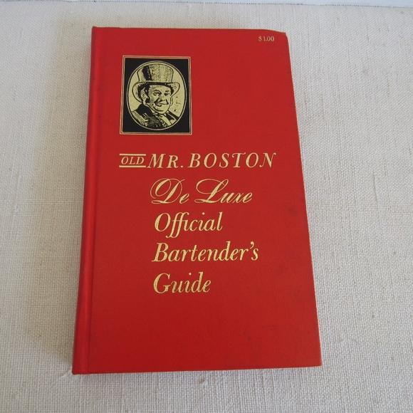 Mixed drinks Other - Old Mr Boston Official Bartenders Guide Mixology